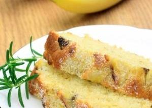 עוגת בננה בריאה