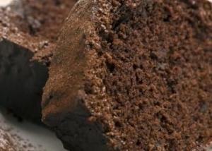 עוגת שוקולד דלת שומן
