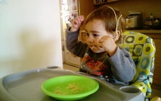 הרצאה בנושא תזונת ילדים