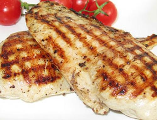 מתכון קליל וטעים לחזה עוף